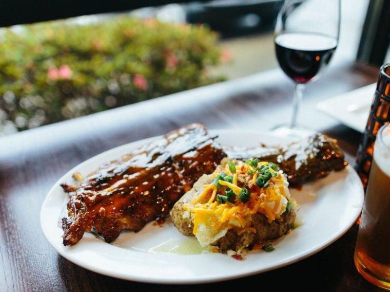 Filet Steak & Seafood